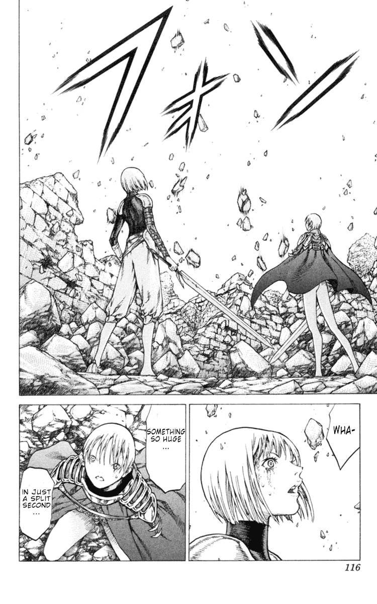 Claymore, Chapter 49 image 019