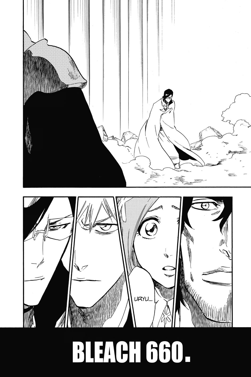 Bleach, Chapter 660 image 002