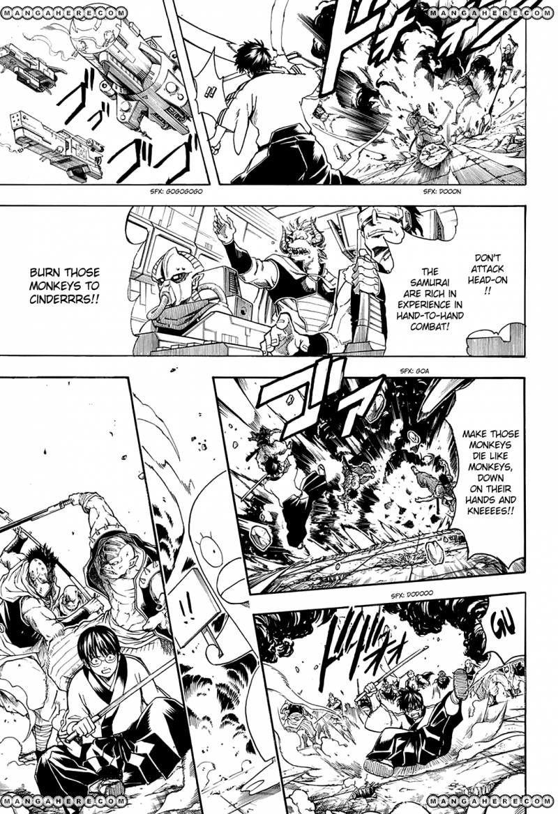 Gintama Chapter, 561 image 003