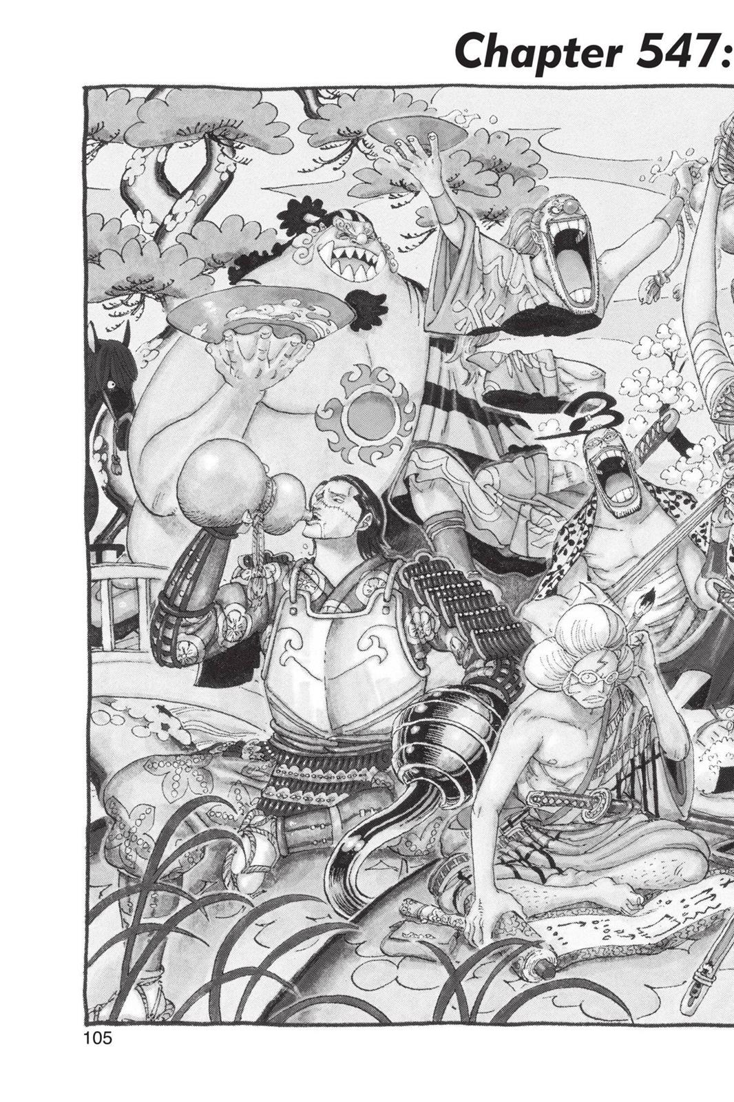 One Piece, Chapter 547 image 002