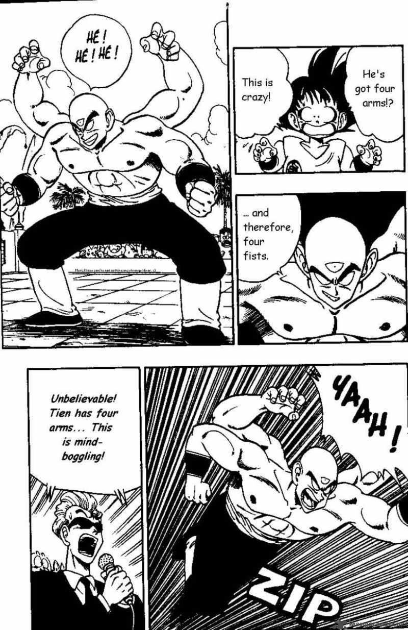 Dragon Ball, Chapter 132 image 006