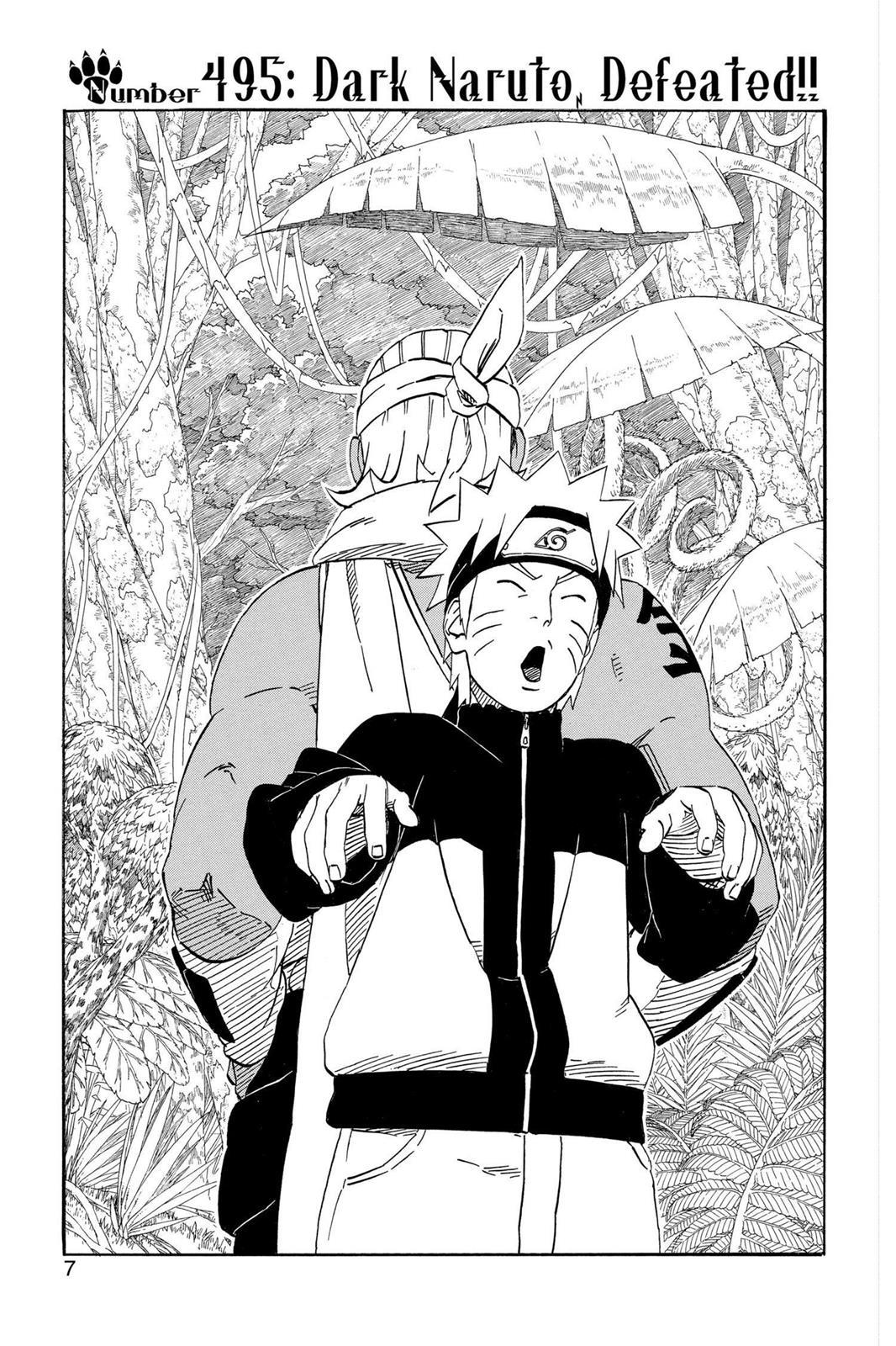 Naruto, Chapter 495 image 008