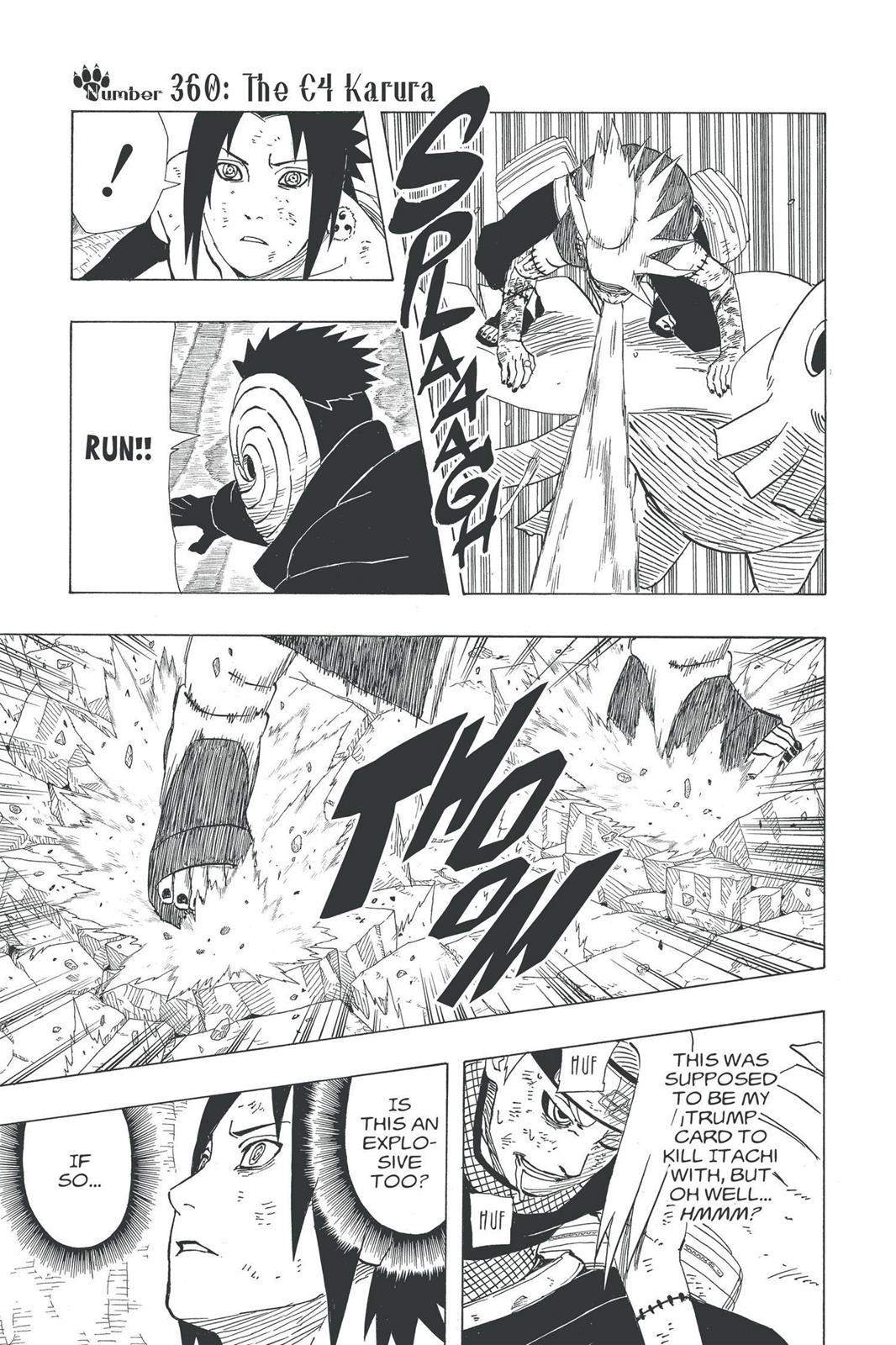 Naruto, Chapter 360 image 008