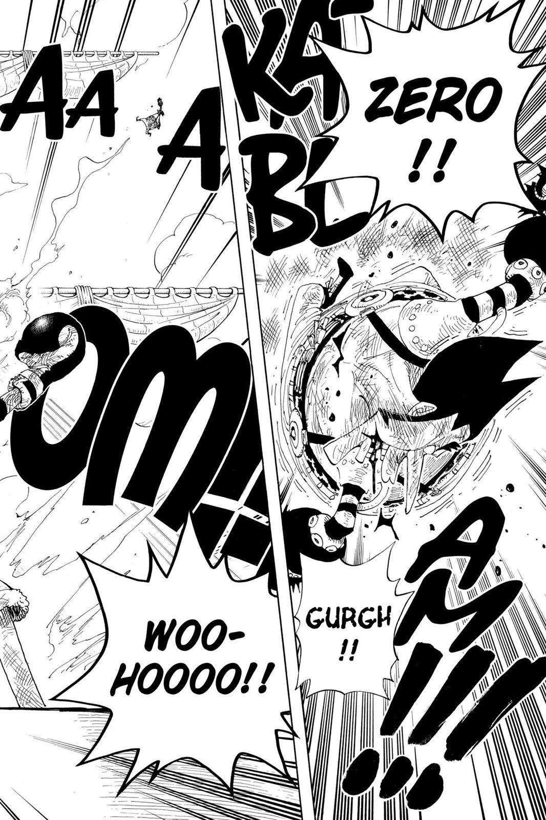 One Piece, Chapter 317 image 029
