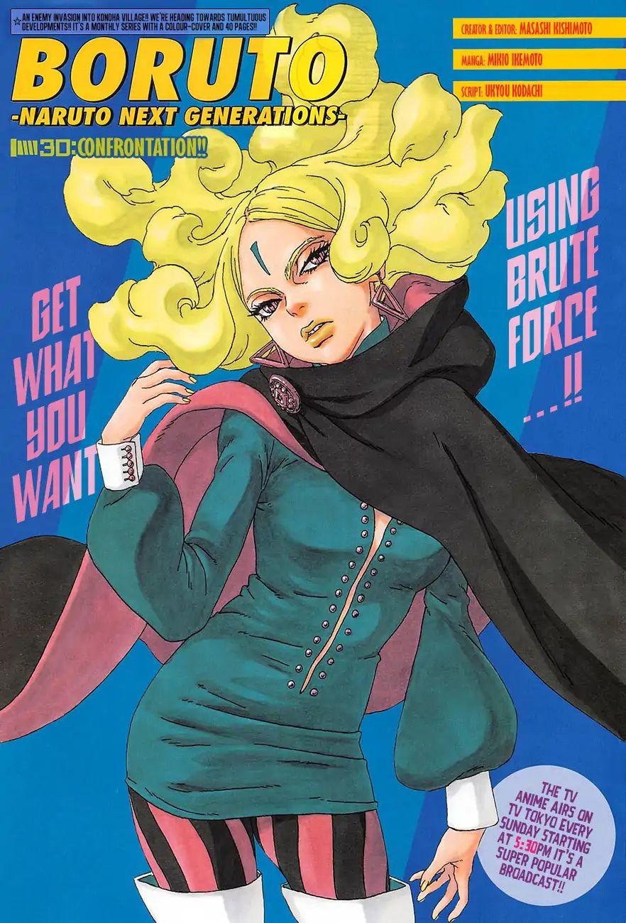 Boruto Manga, Chapter 30 image 001