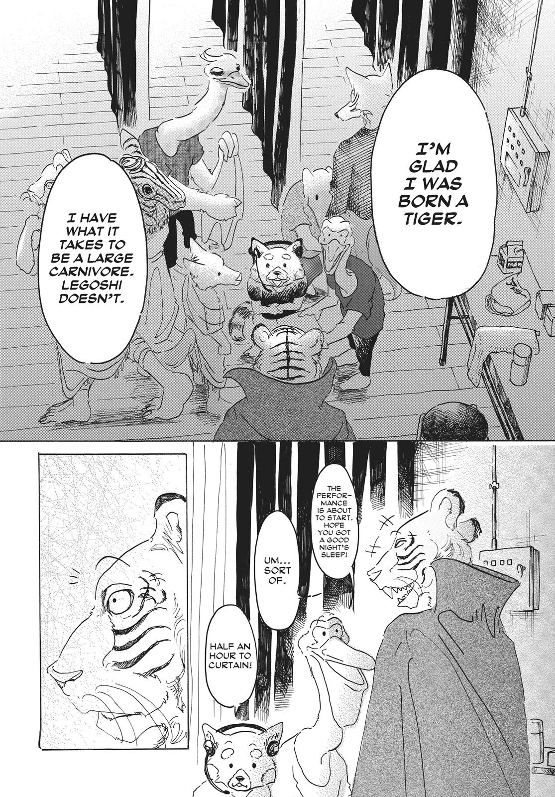 Beastars Manga, Chapter 14 image 009
