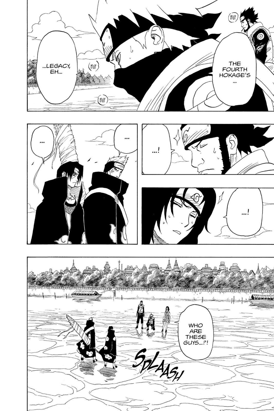 Naruto, Chapter 143 image 002