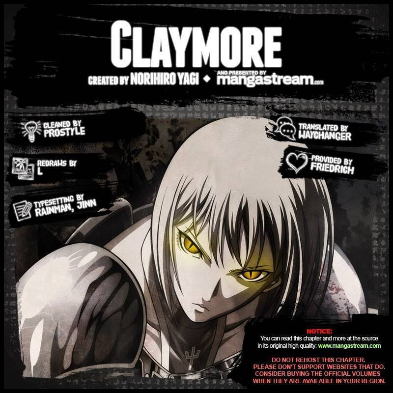 Claymore, Chapter 152 image 018