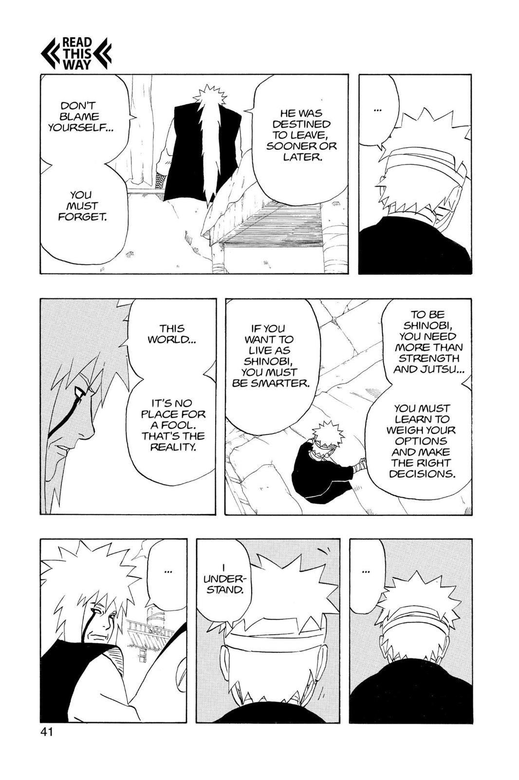 Naruto, Chapter 237 image 015