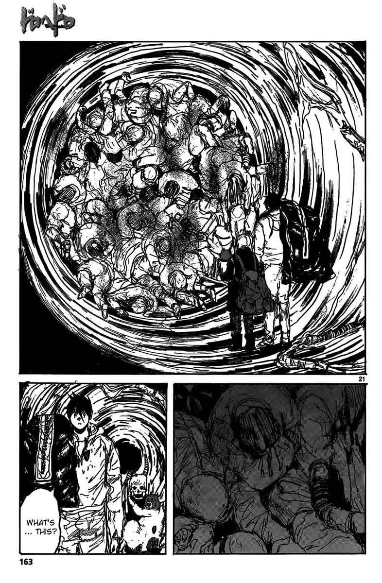 Dorohedoro, Chapter 114 image 022