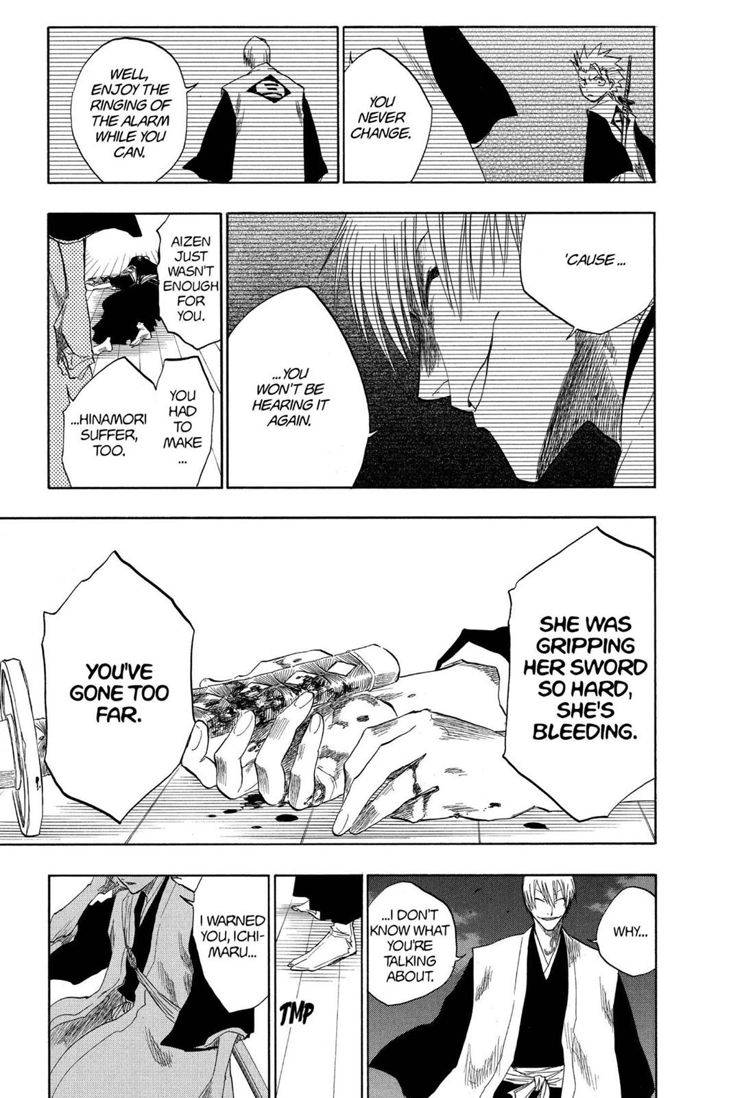 Bleach, Chapter 131 image 024