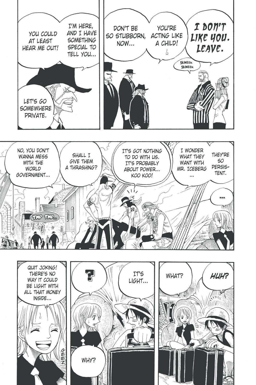 One Piece, Chapter 328 image 020