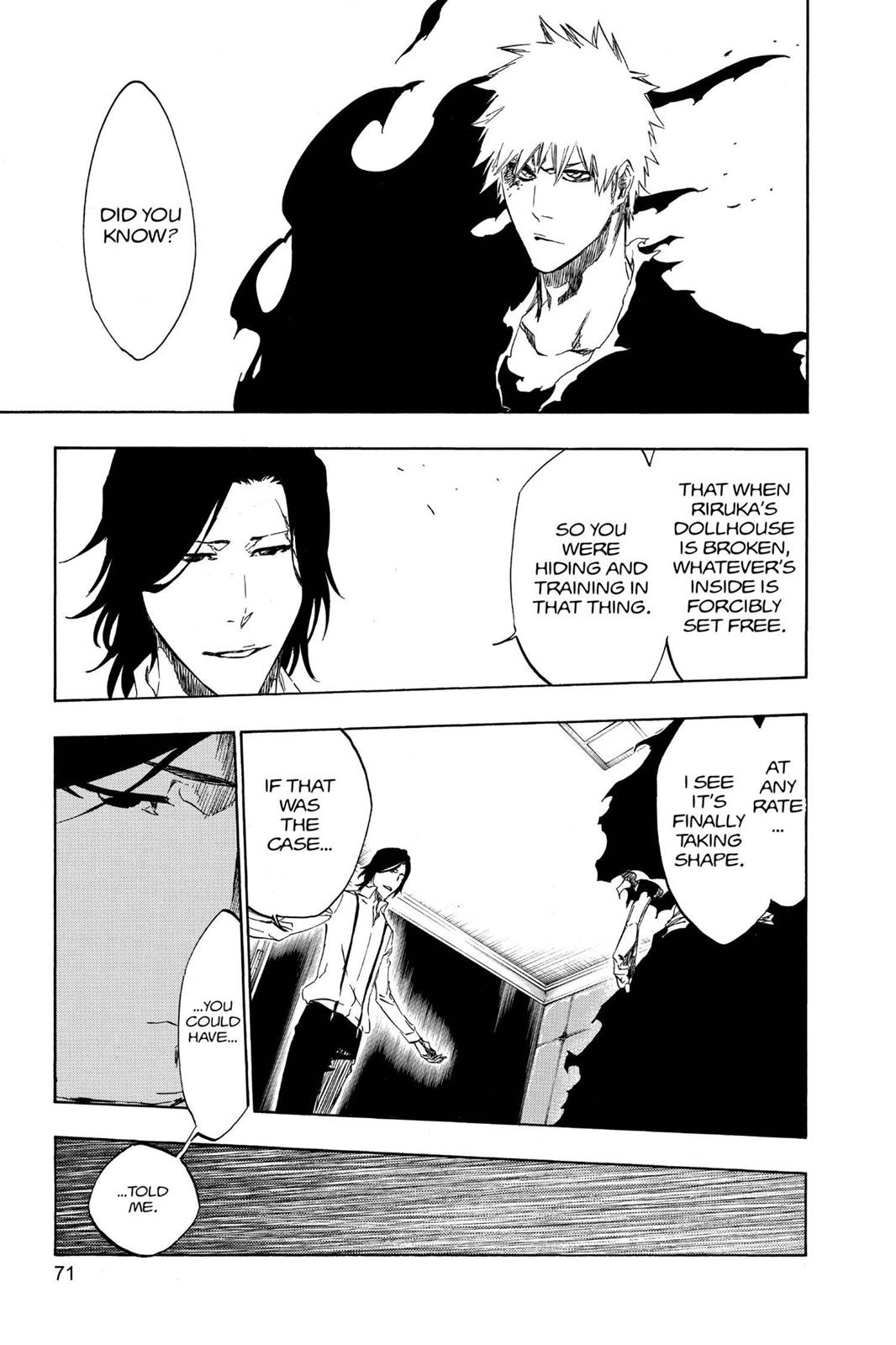 Bleach, Chapter 445 image 005