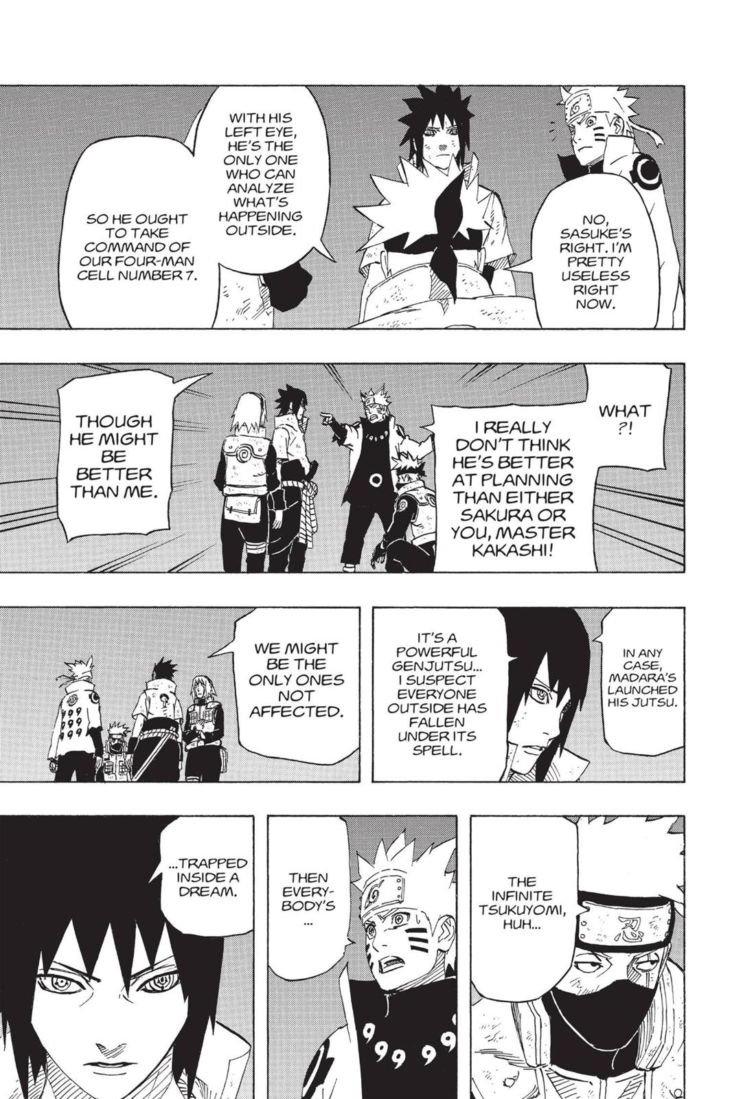 Naruto, Chapter 678 image 003