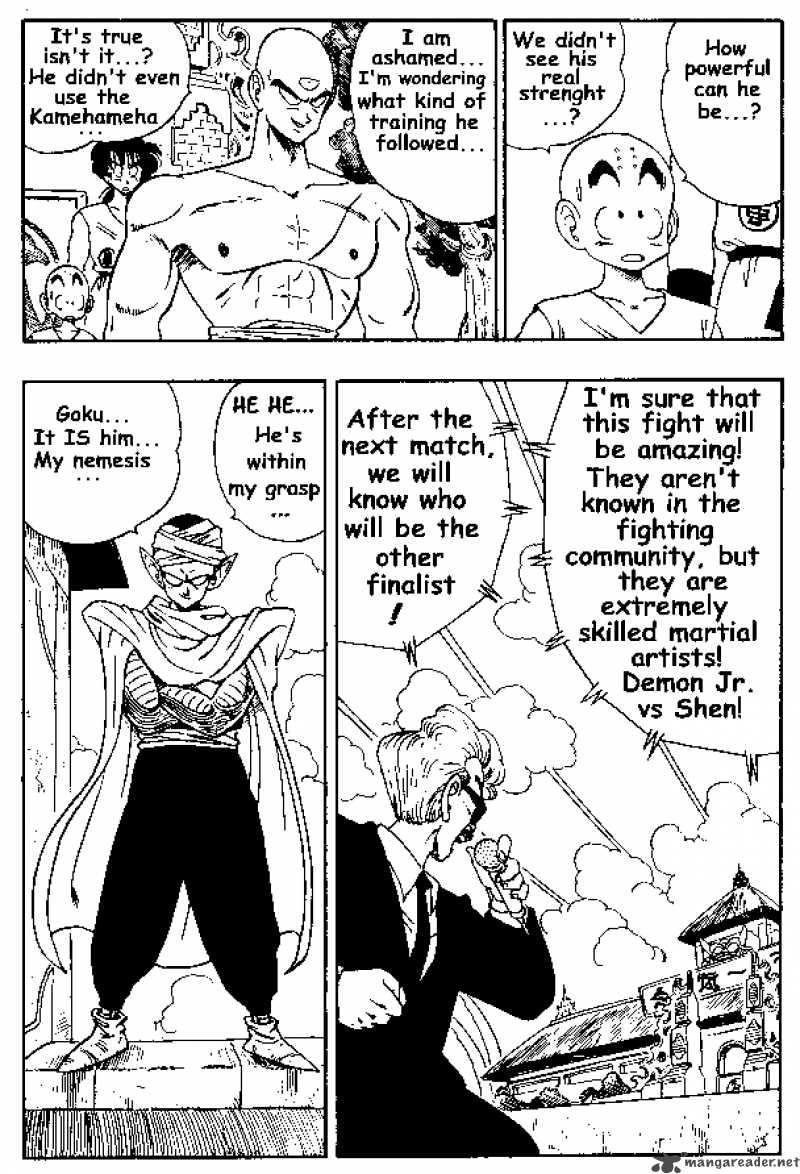 Dragon Ball, Chapter 180 image 002