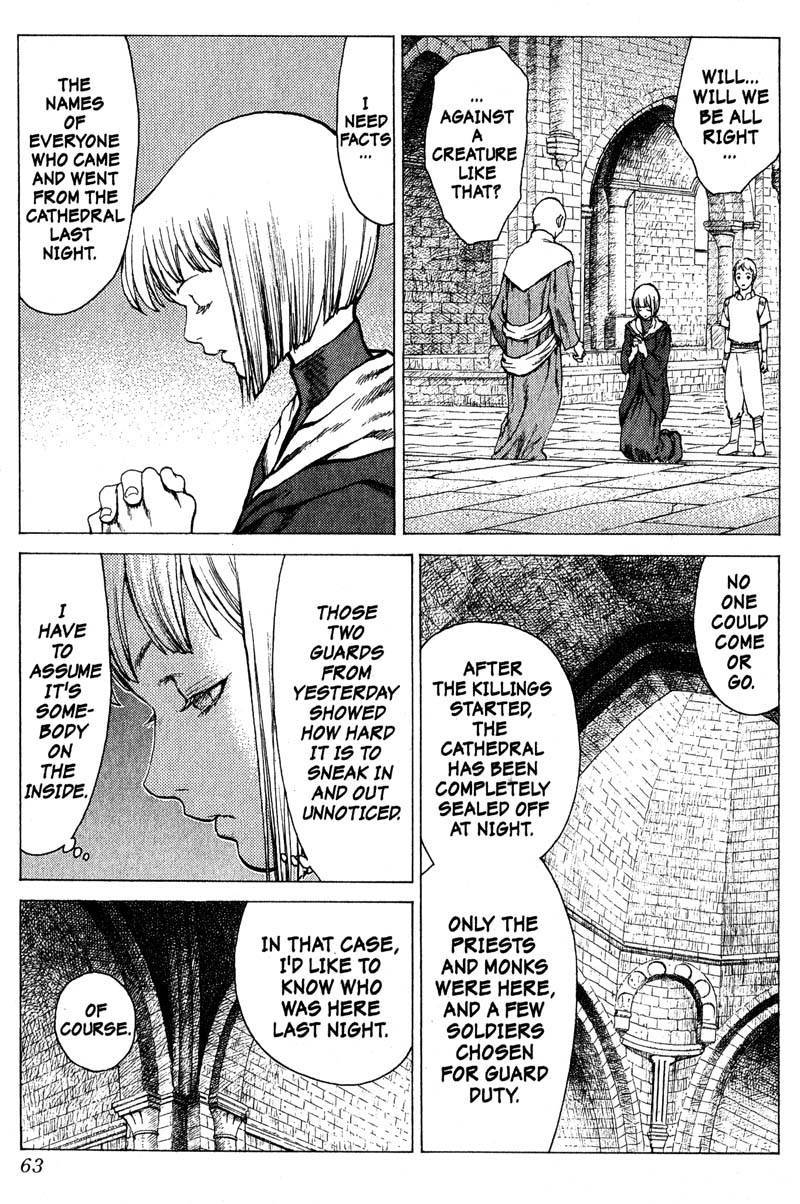 Claymore, Chapter 6 image 016