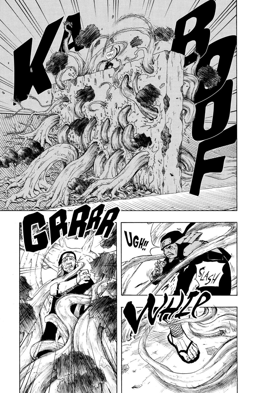 Naruto, Chapter 120 image 006