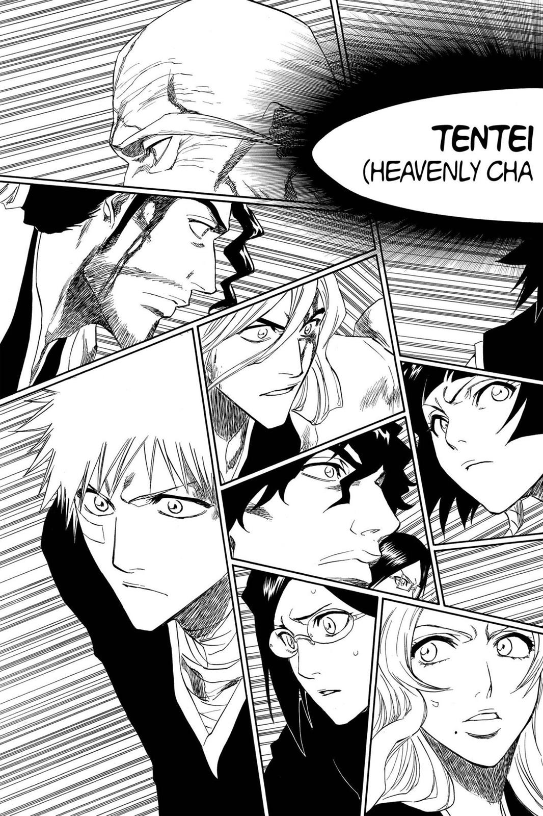 Bleach, Chapter 172 image 009