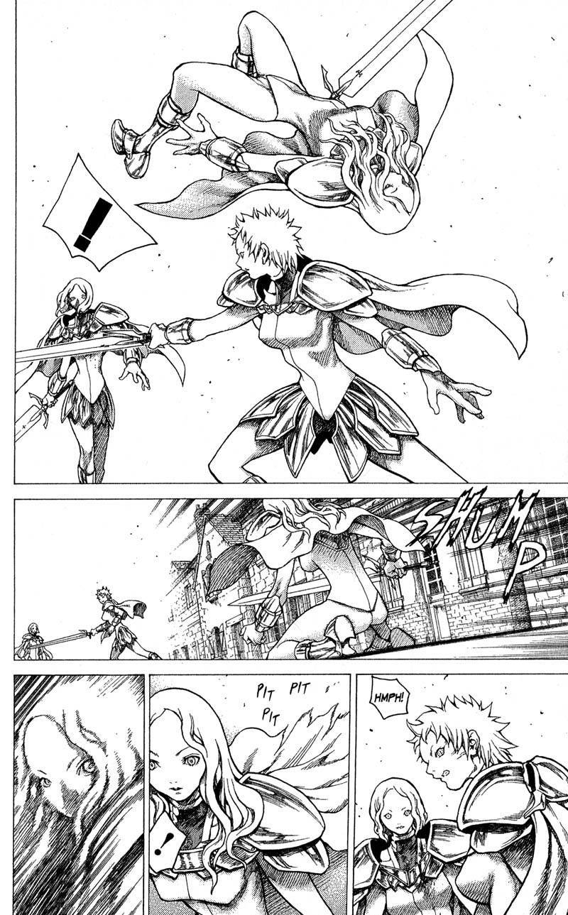 Claymore, Chapter 21 image 020