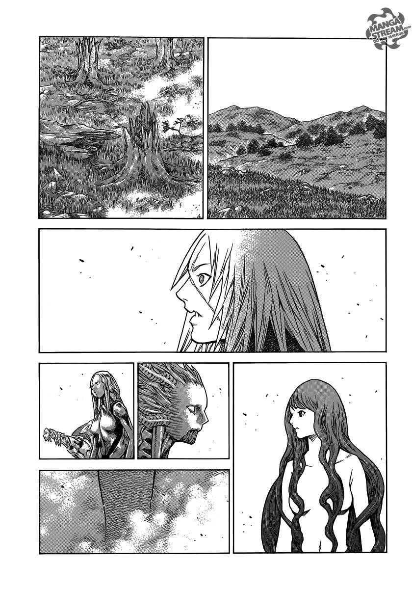 Claymore, Chapter 136 image 019