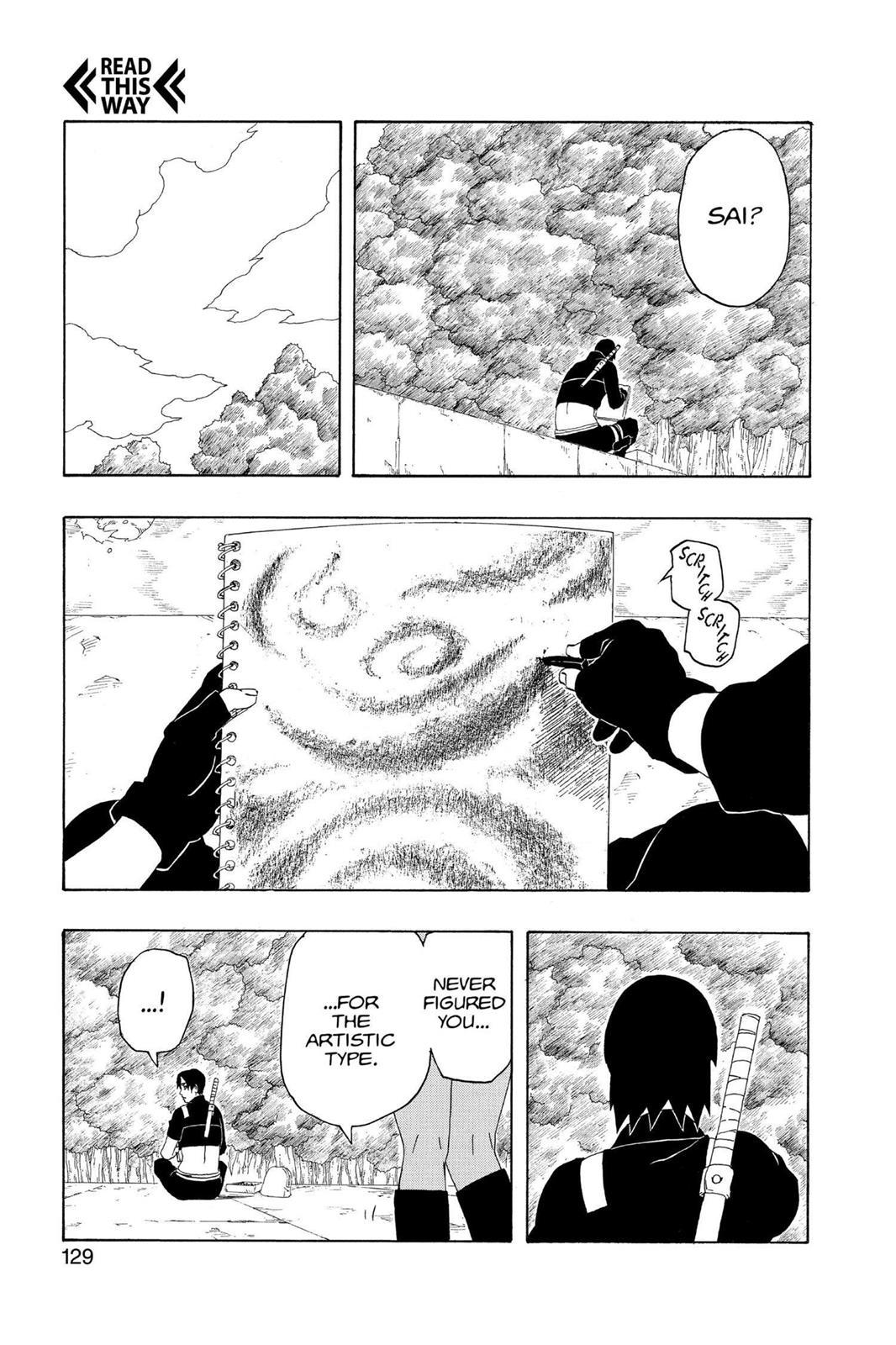 Naruto, Chapter 287 image 003