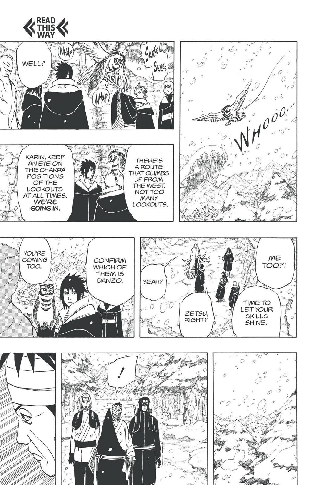 Naruto, Chapter 457 image 003