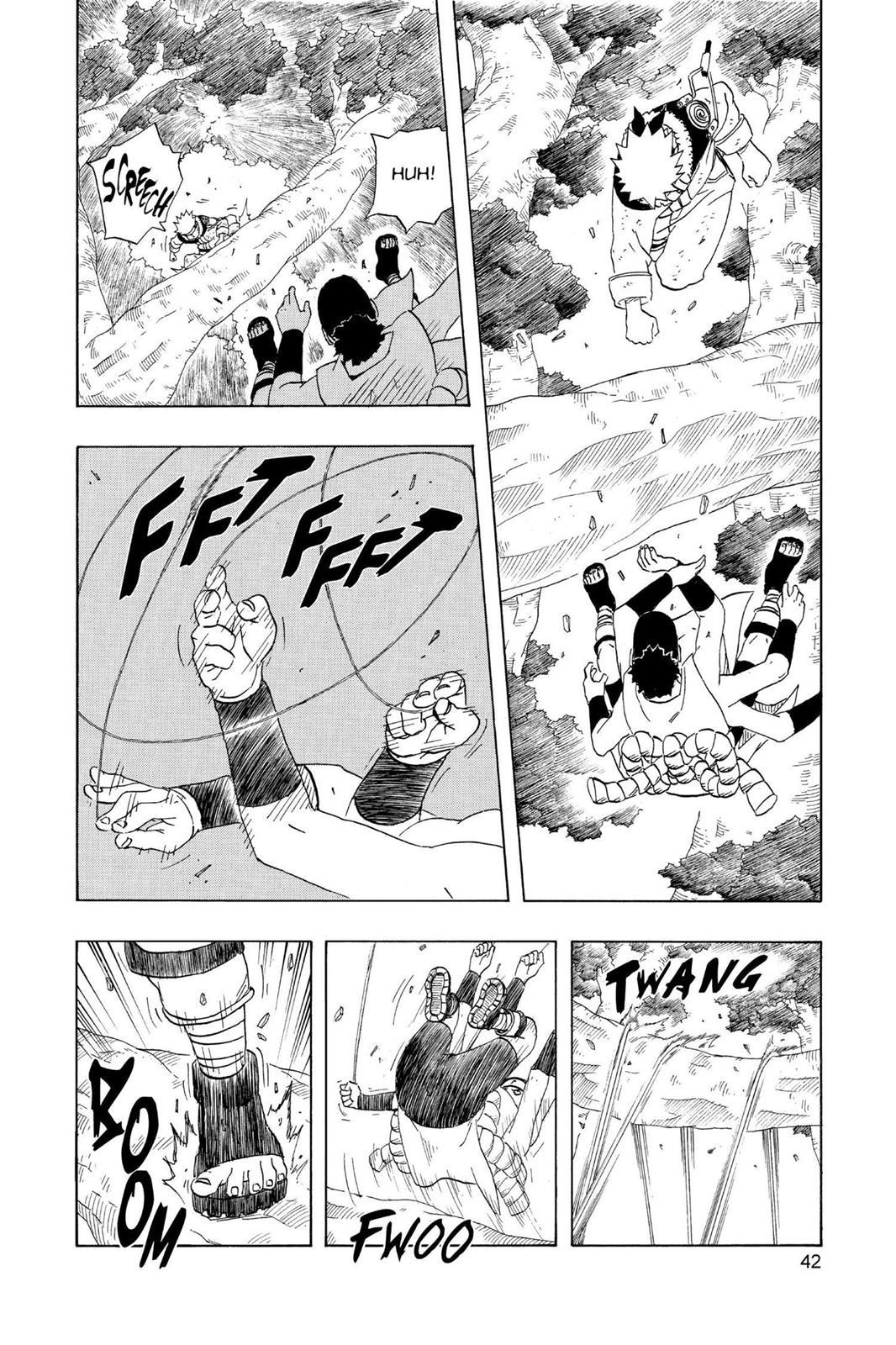 Naruto, Chapter 192 image 016