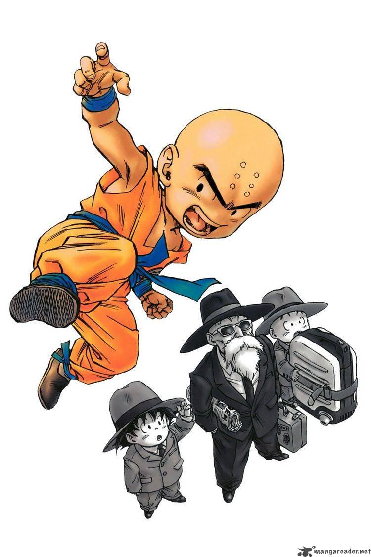 Dragon Ball, Chapter 30 image 002