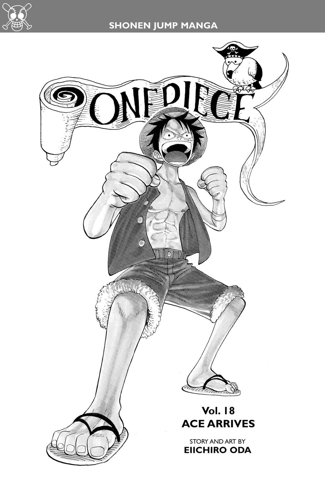 One Piece, Chapter 156 image 004
