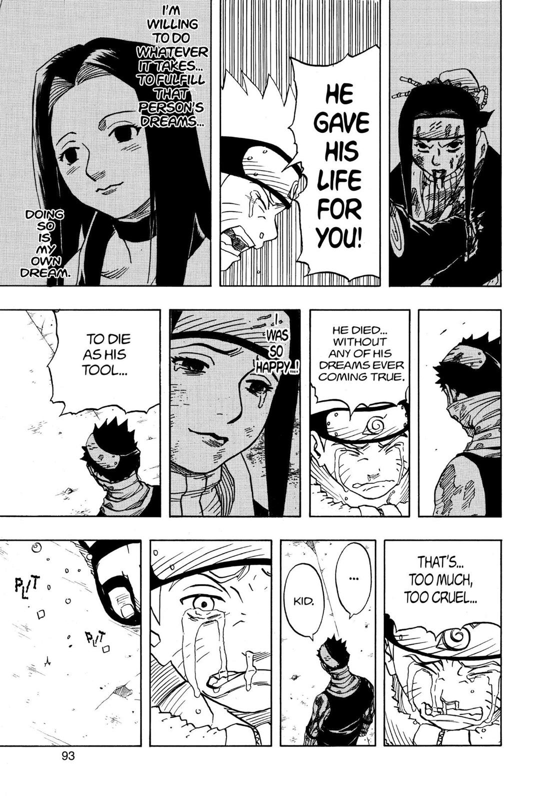 Naruto, Chapter 32 image 010