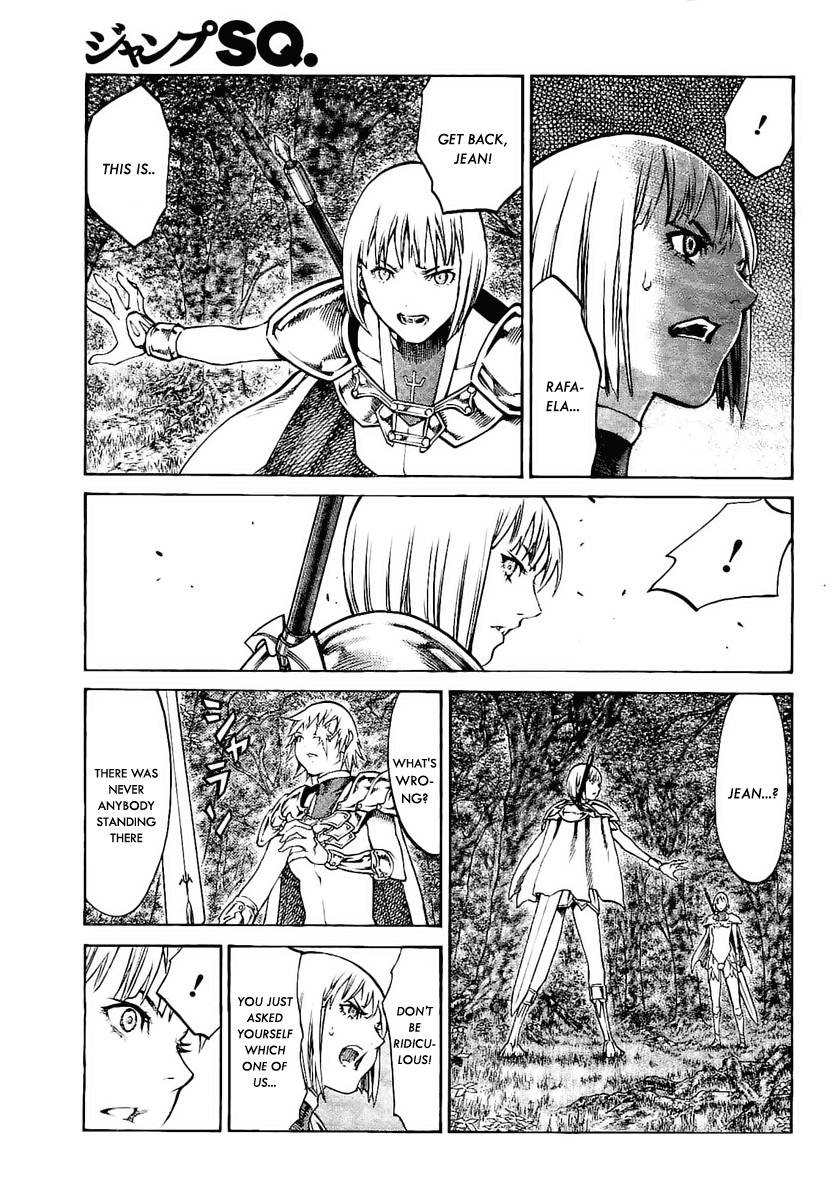 Claymore, Chapter 92 image 003