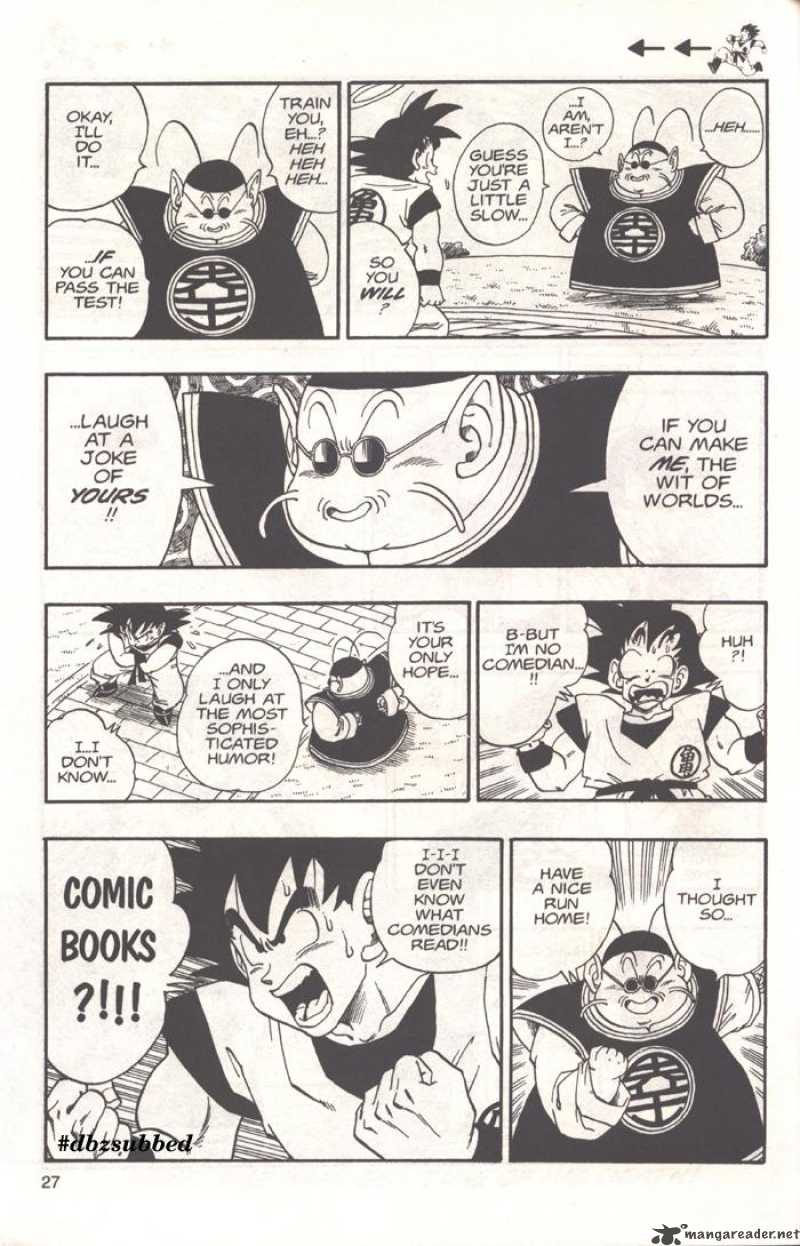 Dragon Ball, Chapter 210 image 012