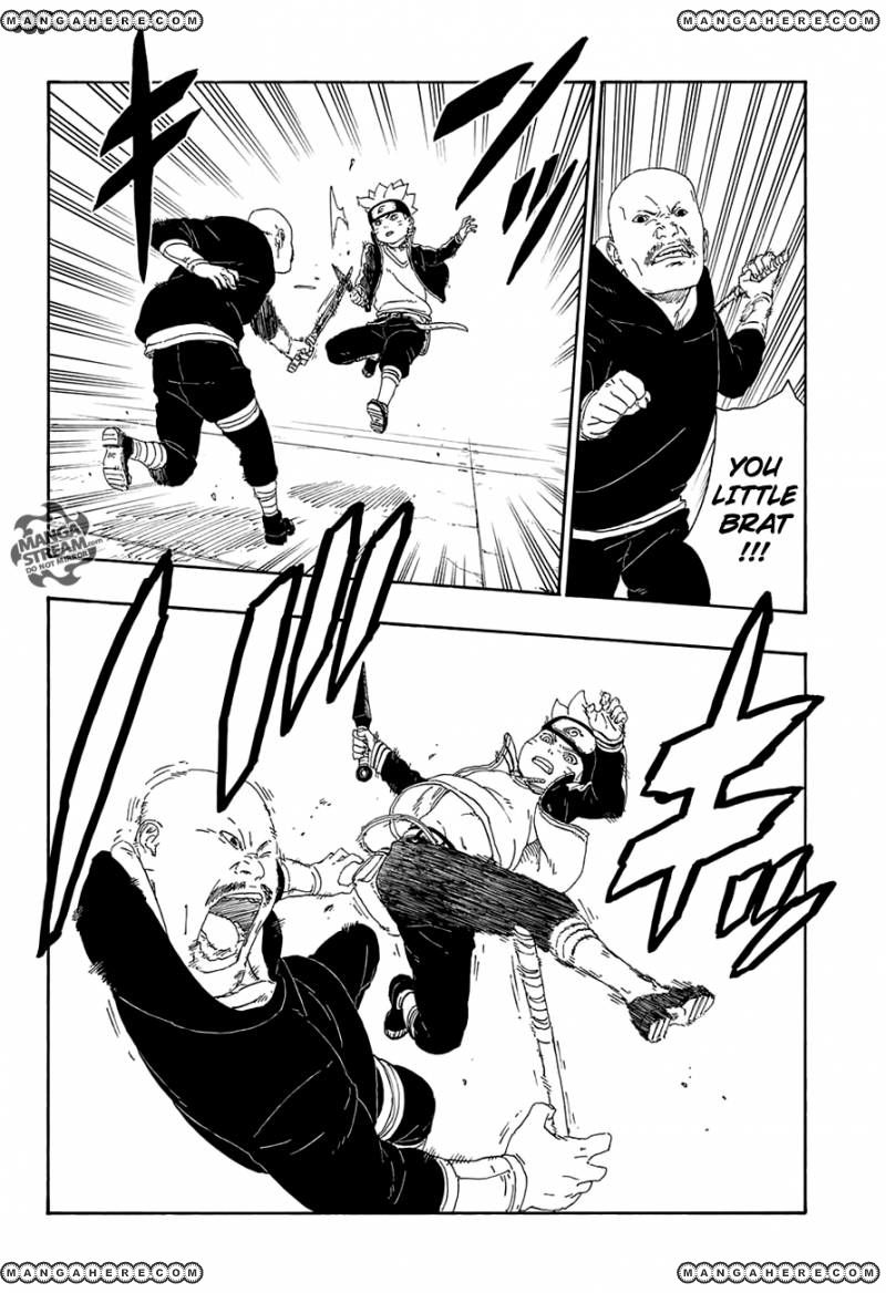 Boruto Manga, Chapter 14 image 010