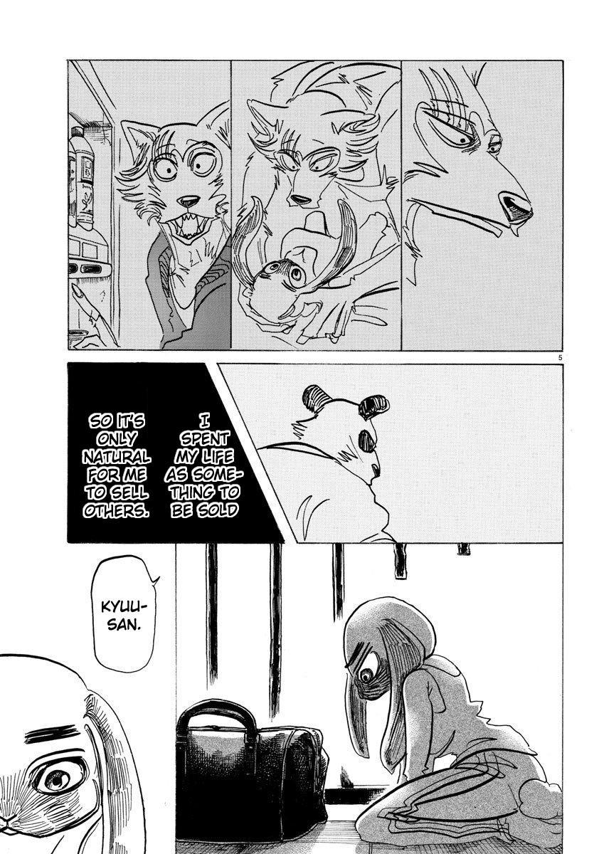 Beastars Manga, Chapter 171 image 005