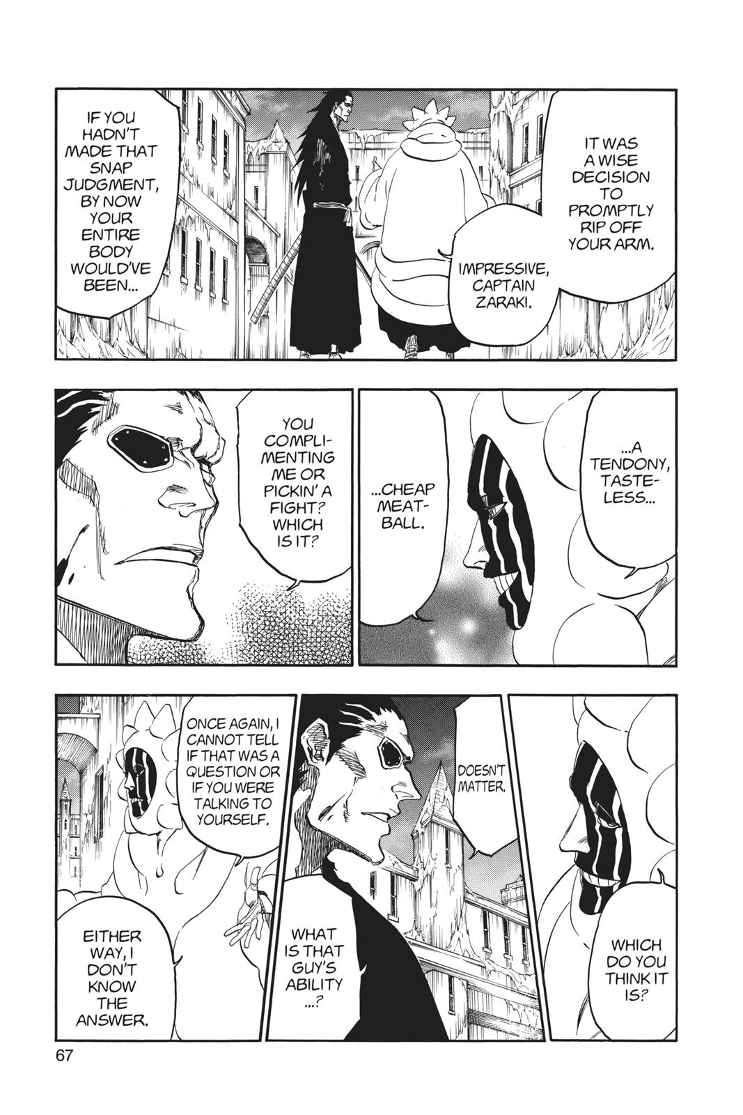 Bleach, Chapter 636 image 007