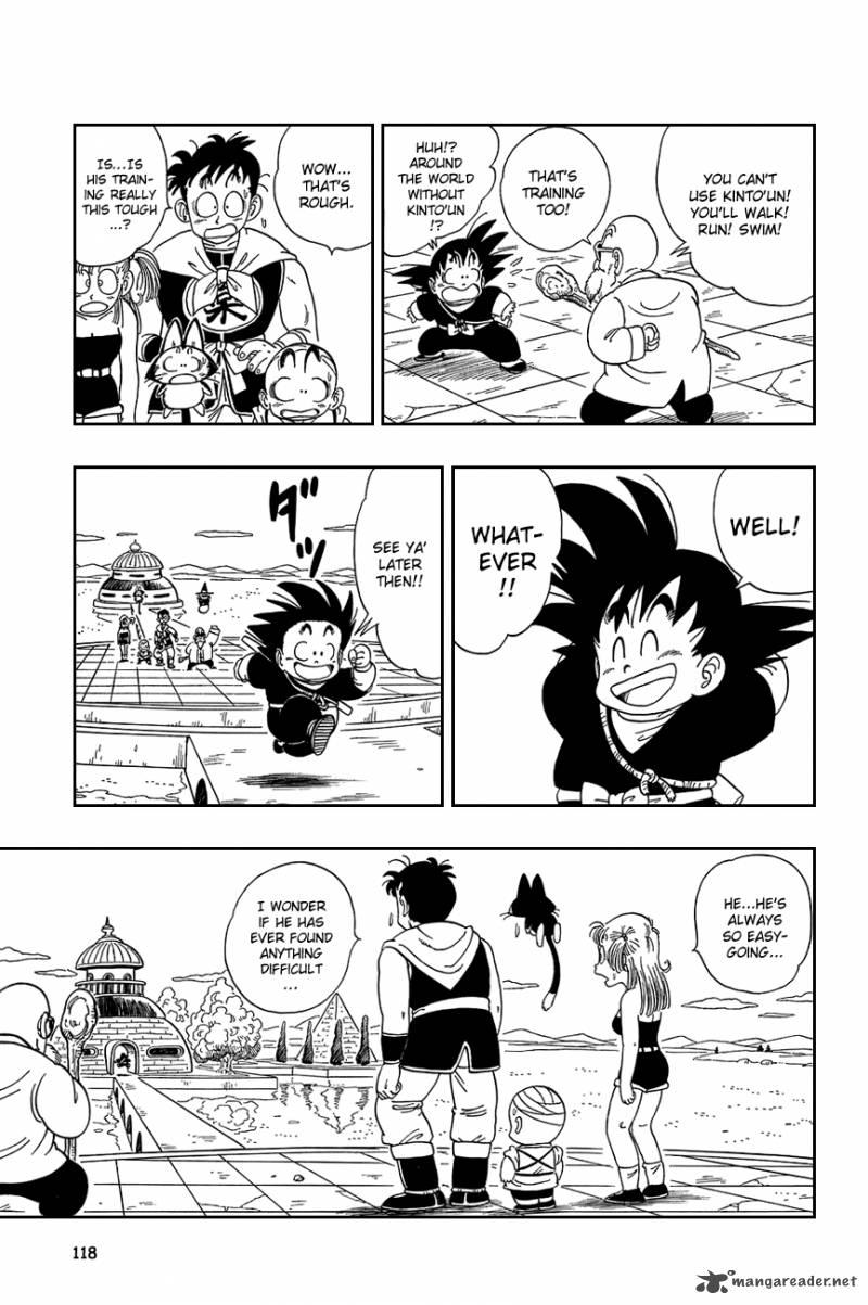 Dragon Ball, Chapter 112 image 015