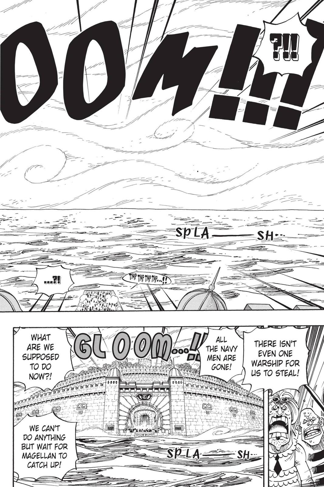 One Piece, Chapter 546 image 008