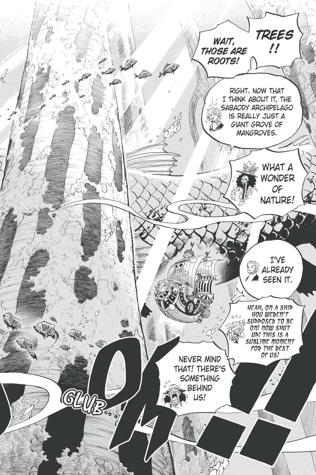 One Piece, Chapter 603 image 008