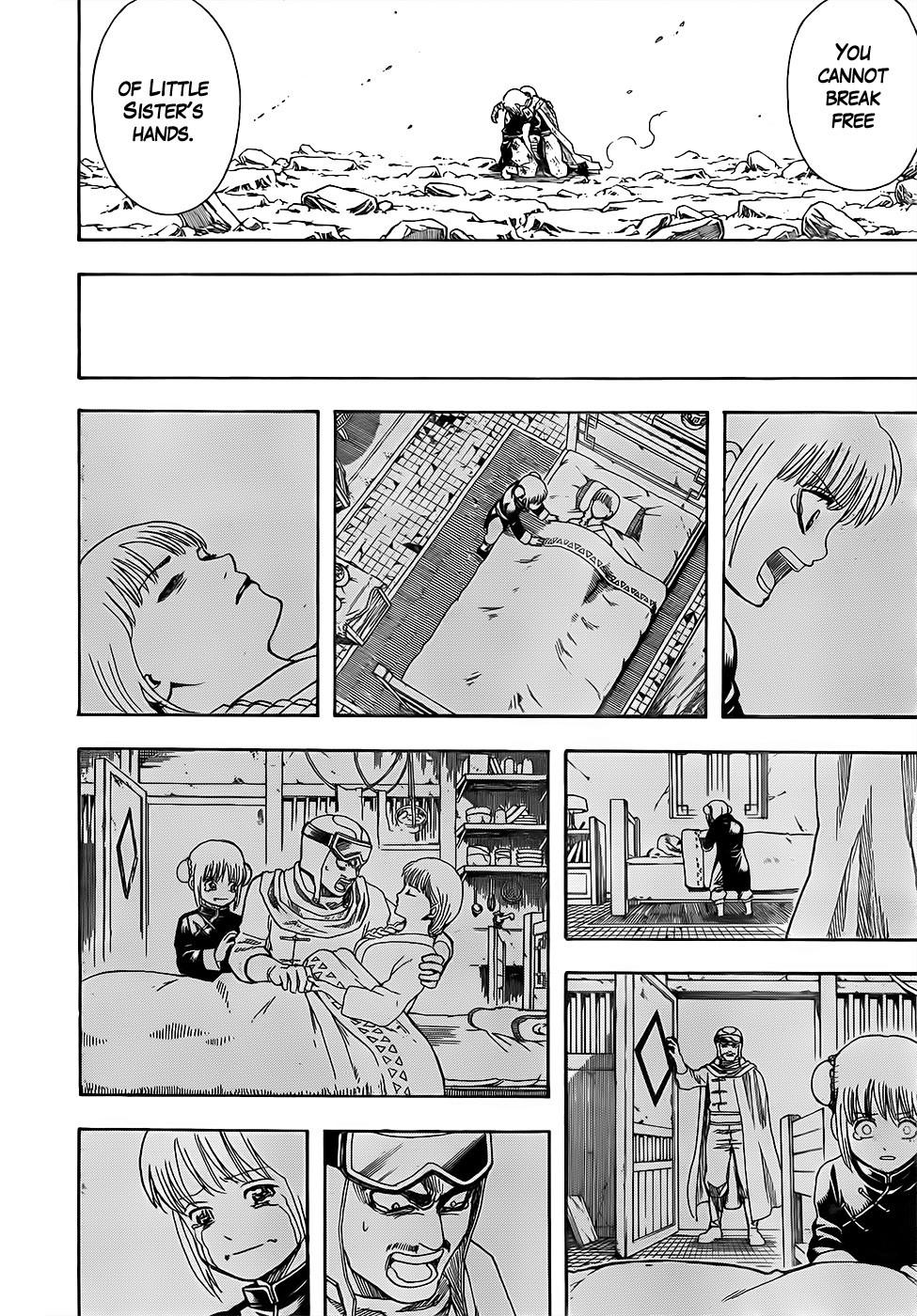 Gintama Chapter, 589 image 015