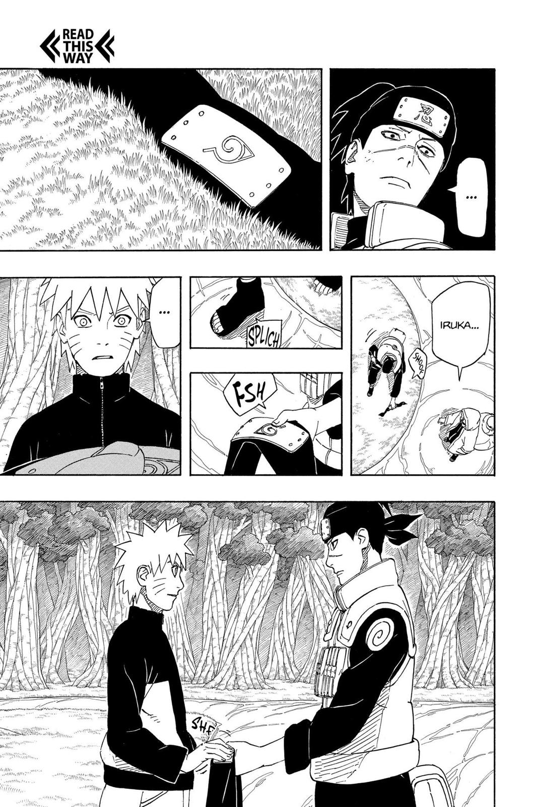 Naruto, Chapter 535 image 020