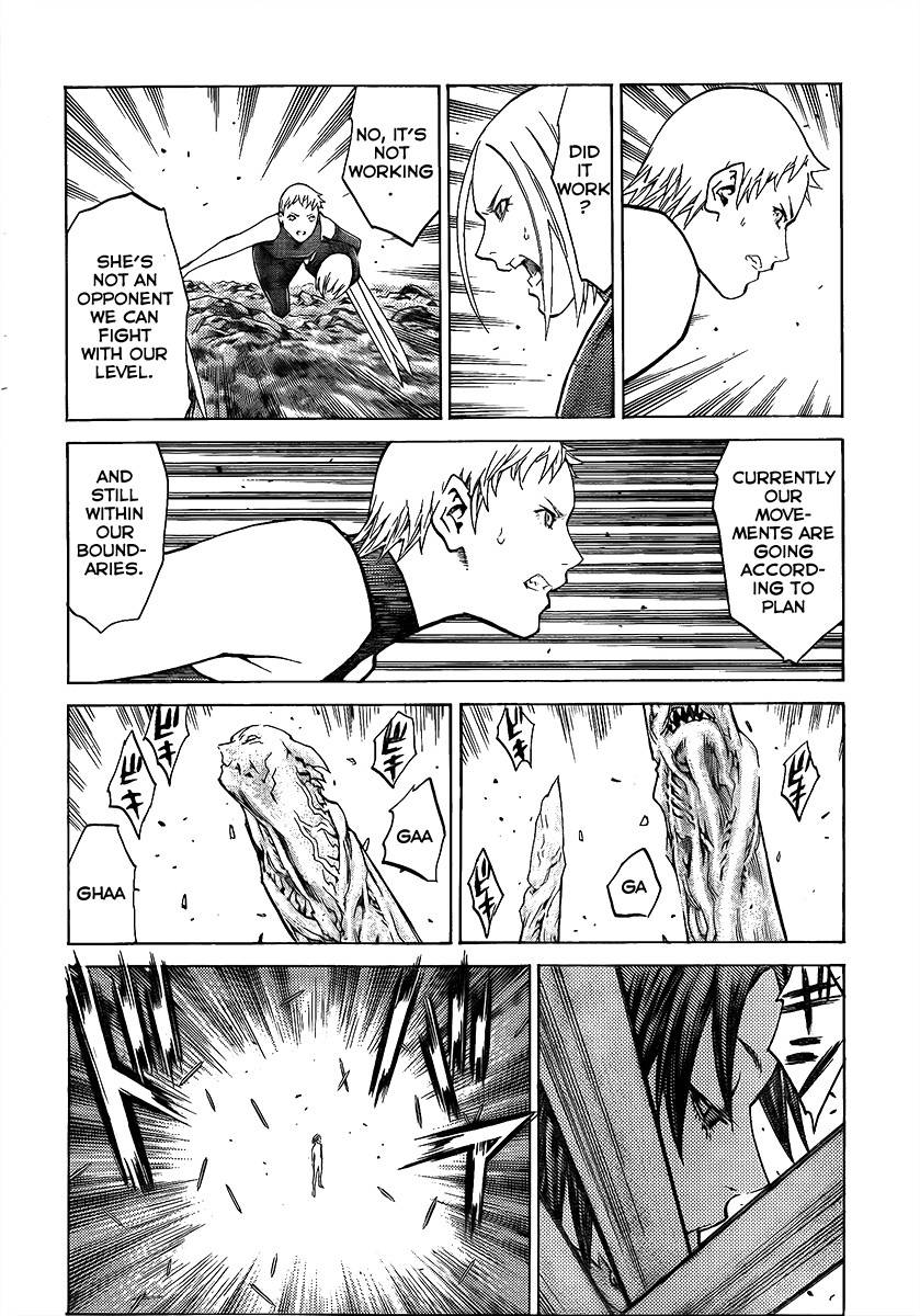 Claymore, Chapter 101 image 021