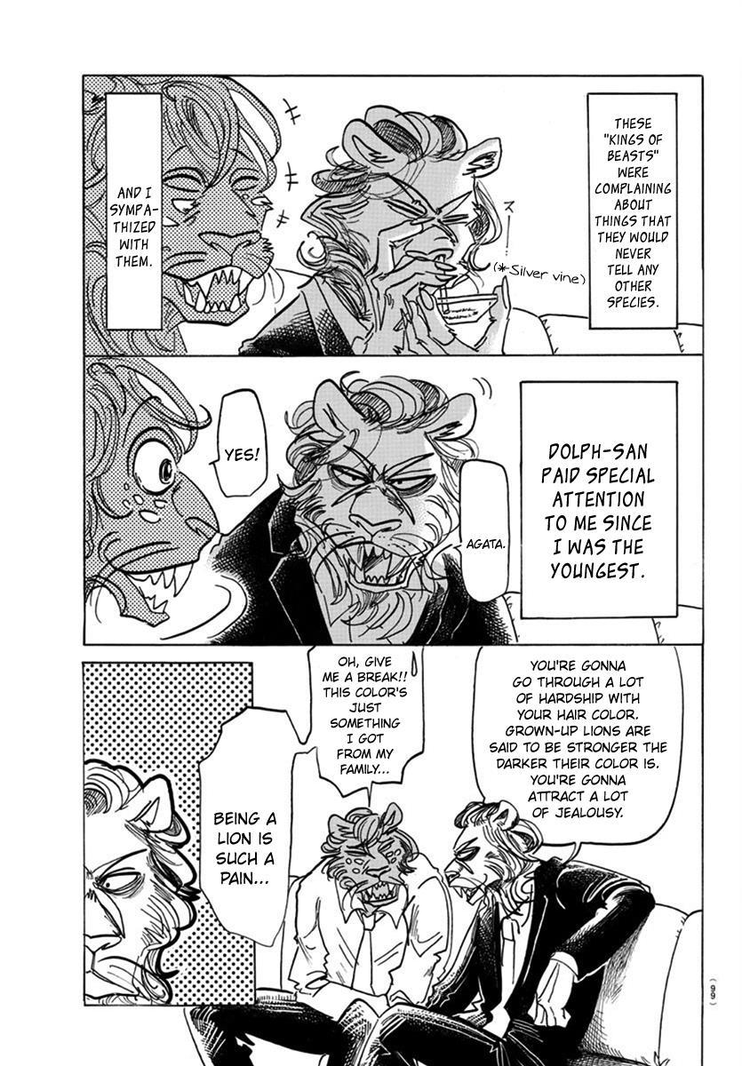 Beastars Manga, Chapter 163 image 011