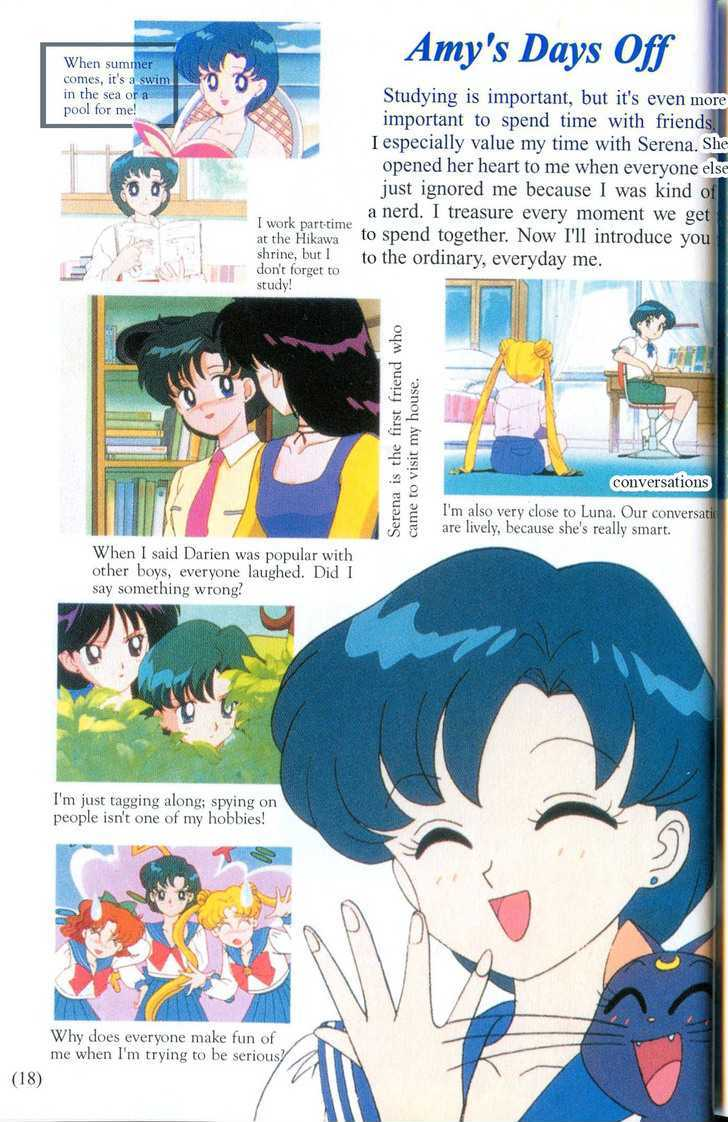 Sailor Moon, Cahpter 2.1 image 016