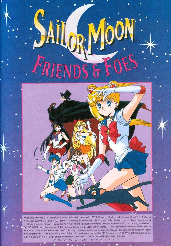 Sailor Moon, Cahpter 2 image 020
