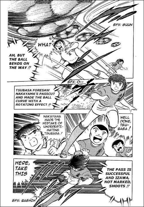 Captain Tsubasa, Chapter 55 image 026