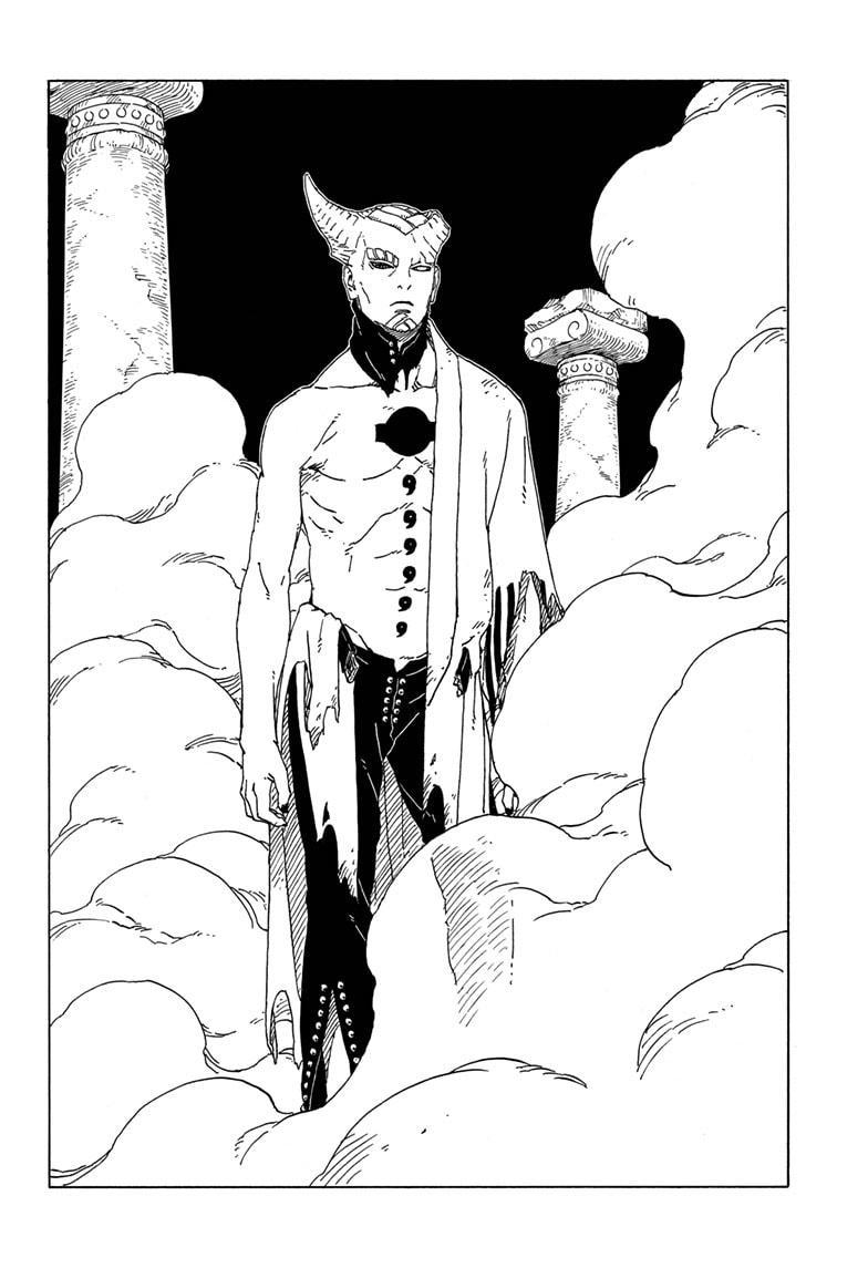 Boruto Manga, Chapter 47 image 032