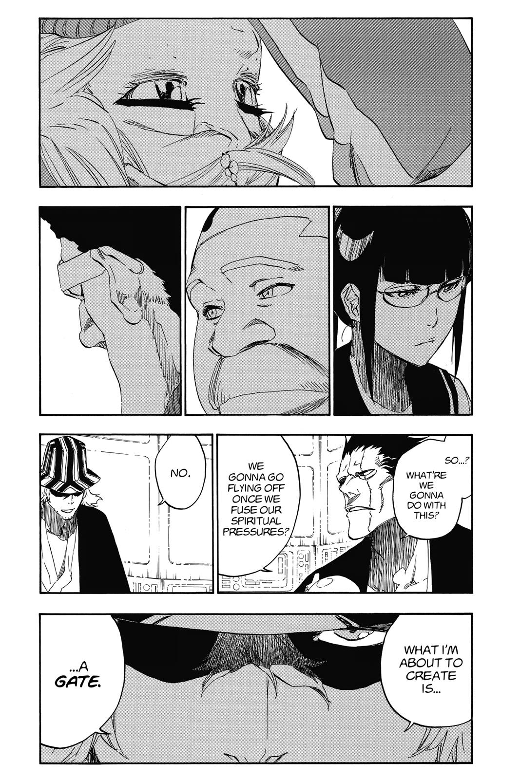 Bleach, Chapter 614 image 005