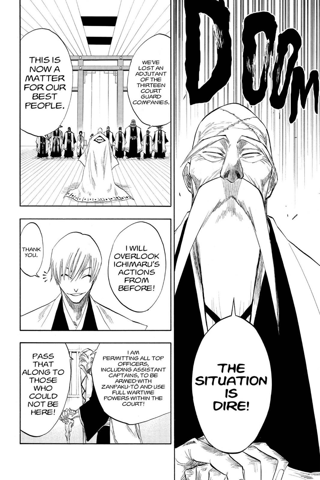 Bleach, Chapter 99 image 021