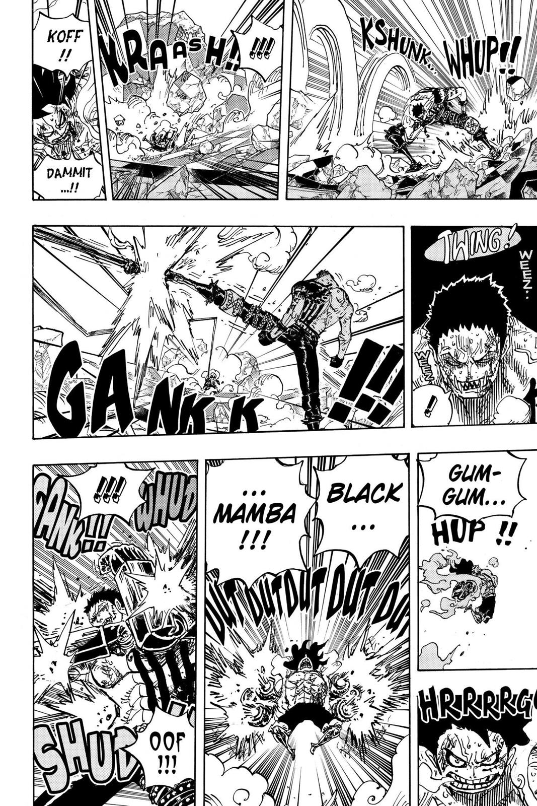 One Piece, Chapter 895 image 013