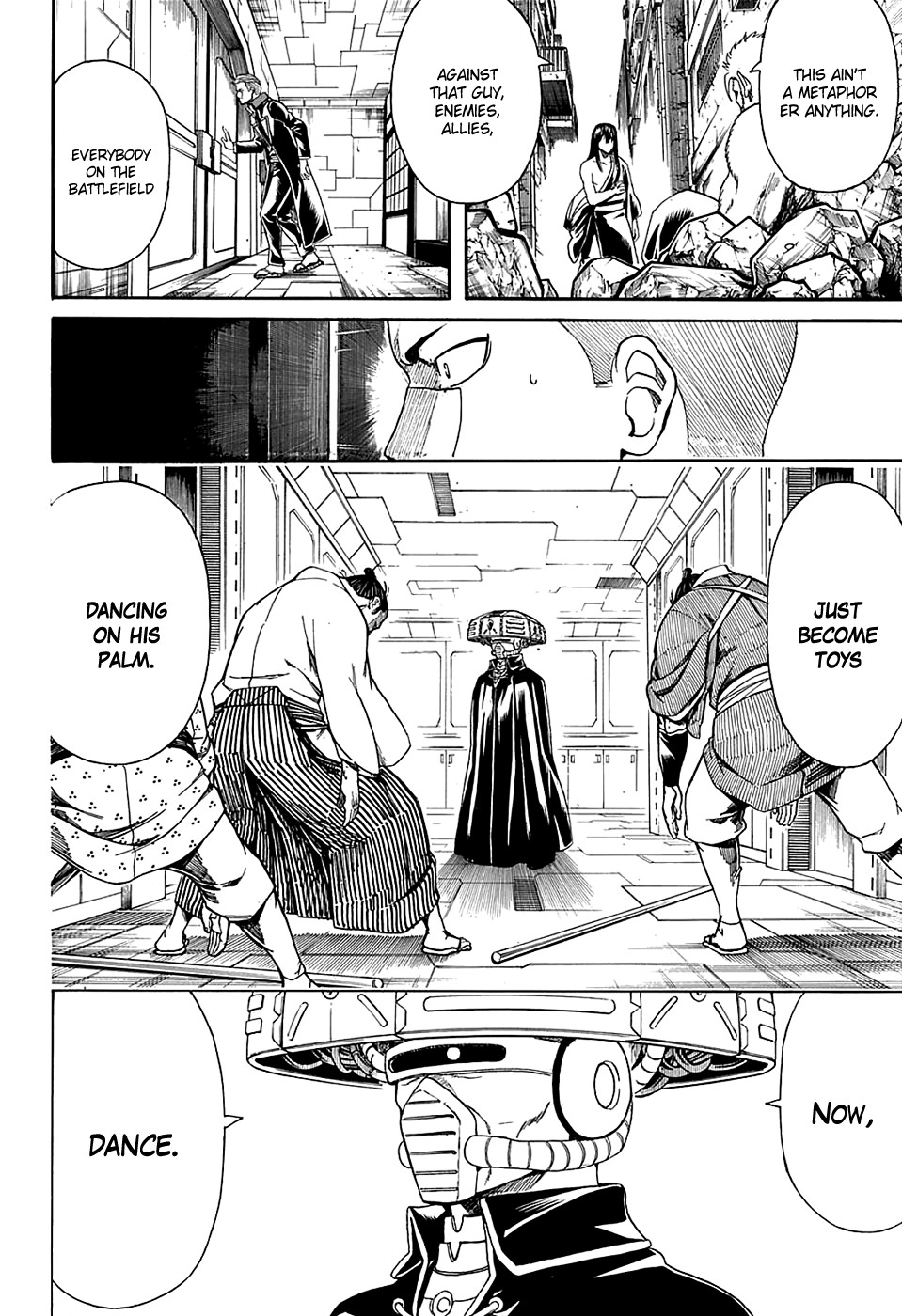 Gintama Chapter, 565 image 006
